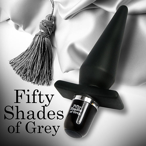 Fifty Shades Of Grey 格雷的五十道陰影 可口豐滿 震動後庭塞