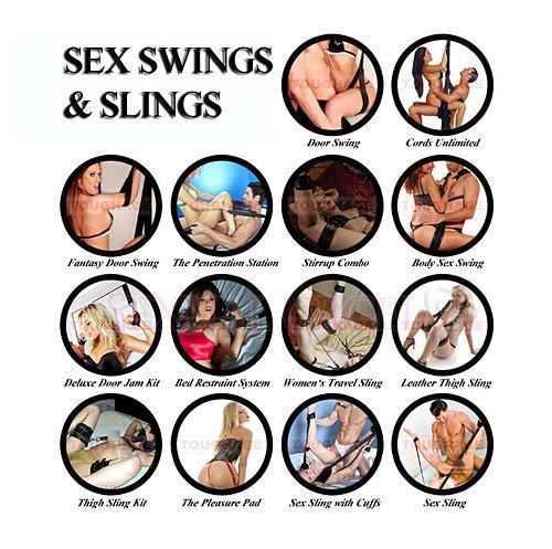美國駭客Toughage-Body Sex Swing 身體性搖擺