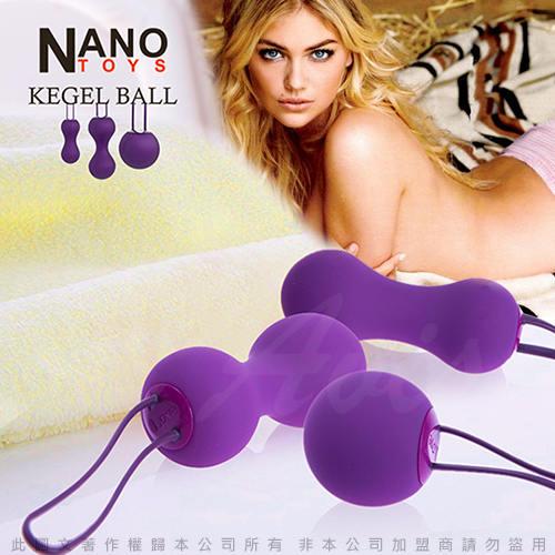 NANO娜露 凱格爾運動三部曲 頂級訓練聰明球