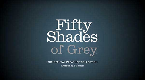 Fifty Shades Of Grey 格雷的五十道陰影 你是我的 安全金屬手銬