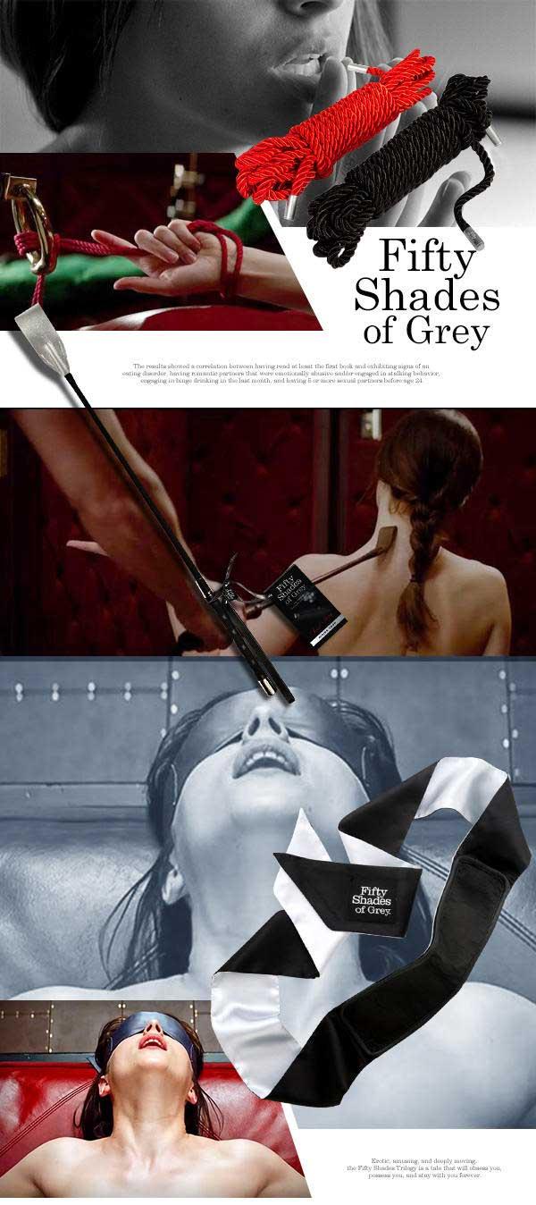 Fifty Shades Of Grey 格雷的五十道陰影 水滴型柔軟細膩矽膠肛塞
