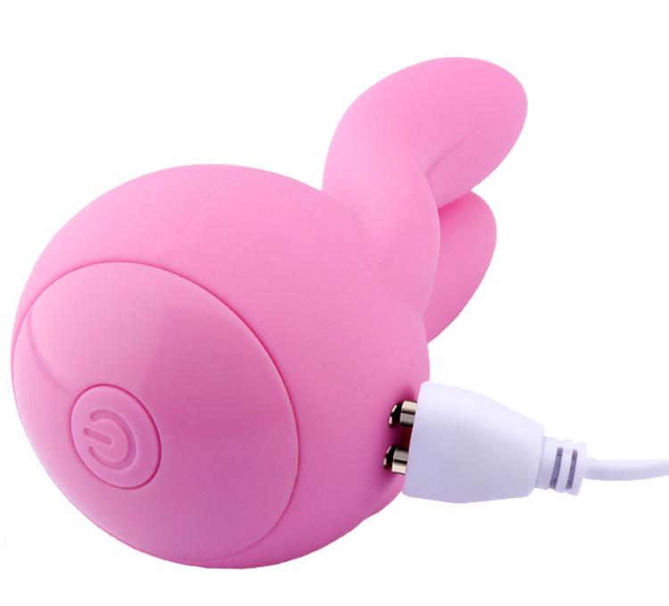 欲蜜舌狂兔女用按摩自慰器