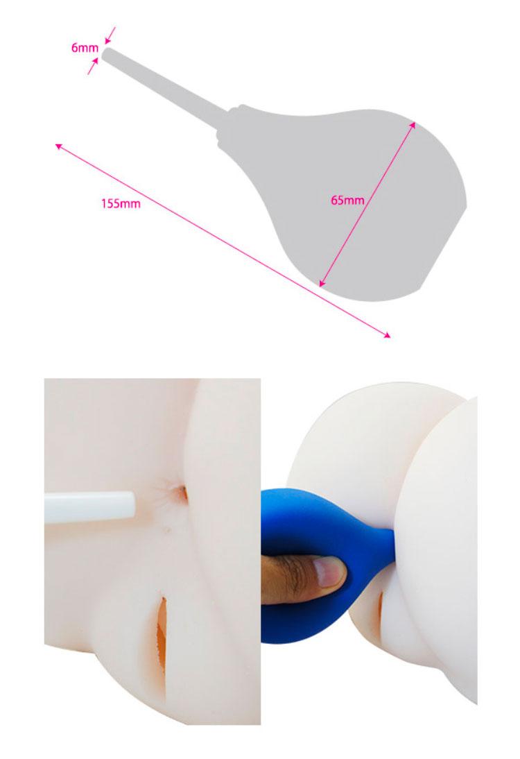 日本A-ONE MEDY肛門灌腸圓球洗淨器(160ml) 浣腸
